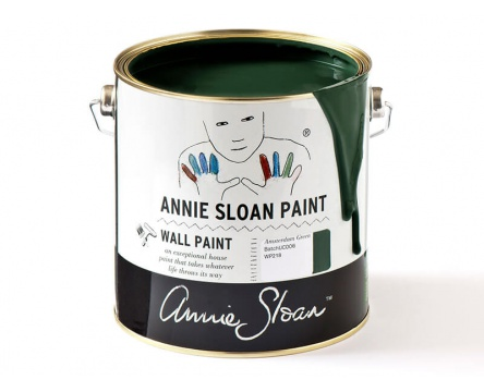 Annie Sloan Wall Paint - Amsterdam Green